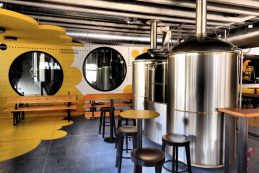 vybavení pivovaru